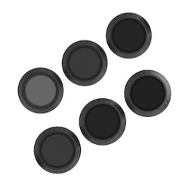 ND-filtre til Mavic 6-pack (v2)