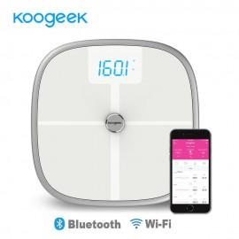 Koogeek Smart Wi-Fi & Bluetooth Sundhedsvægt