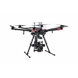 Matrice 600 Pro Drone + Hasselblad A6D-100c (80mm Objektiv) kamera