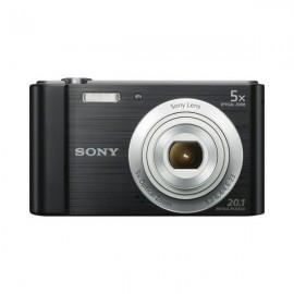 Sony DSCW800B Sort - Kompakt kamera