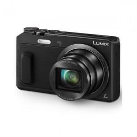Panasonic DMC-TZ57EP-K WIFI Sort Kompakt kamera