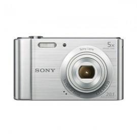 Sony DSCW800B Silver - Kompakt kamera