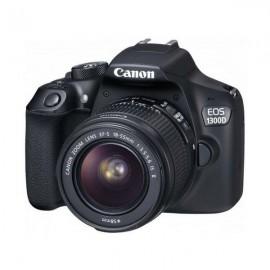 Canon EOS1300D IS II WIFI|NFC Sort - Spejlrefleks kamera