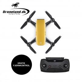 DJI Spark - Sunrise Yellow + GRATIS Controller