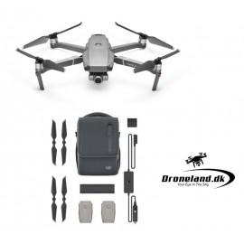 DJI Mavic 2 Zoom Fly More Combo - Startpakke - Drone med zoom kamera og tilbehørspakke