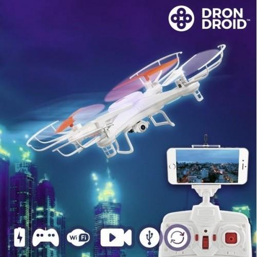 Hanks Dron Droid