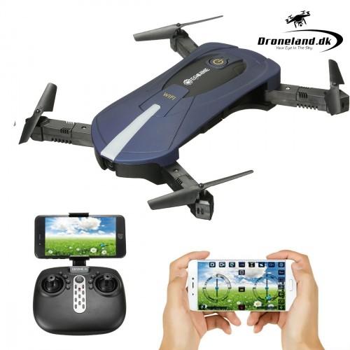 Eachine E52 WiFi FPV 2MP - Foldbar selfie drone