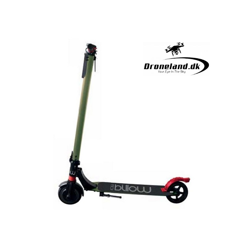 "Elscooter Billow Urban 65 6,5"" 4400 MAH 250W el-løbehjul i sort"