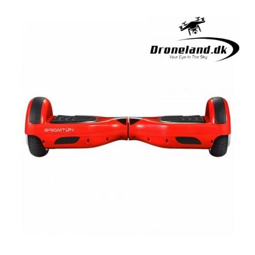 "Elscooter Hoverboard BRIGMTON BBOARD-63-R 6,5"" 700W Rød"