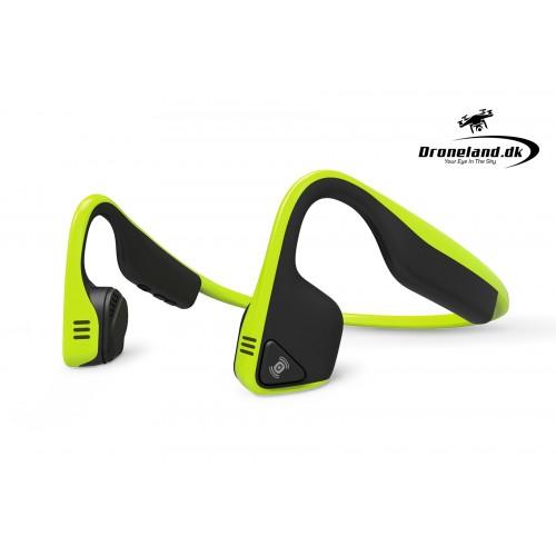 AfterShokz Trekz Titanium Green Headphones