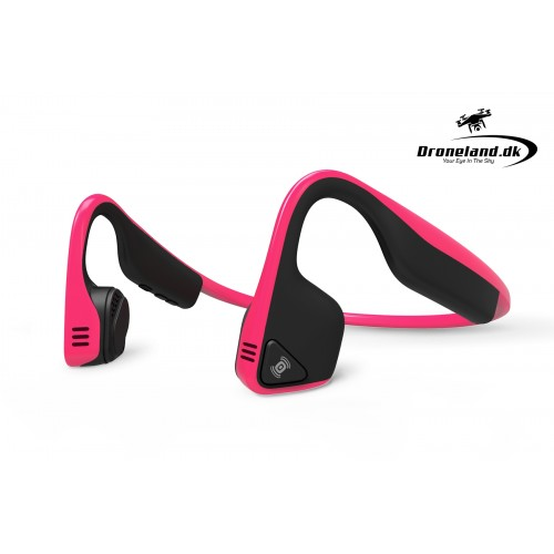 AfterShokz Trekz Titanium Headphones Pink