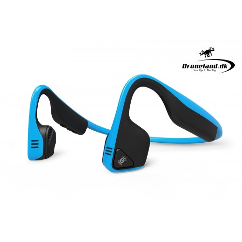 AfterShokz Trekz Titanium Headphones Blue