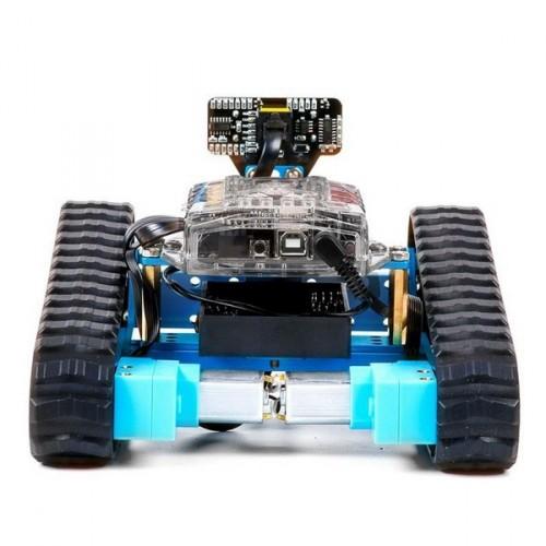 MBot Ranger robot byggesæt i blå farve
