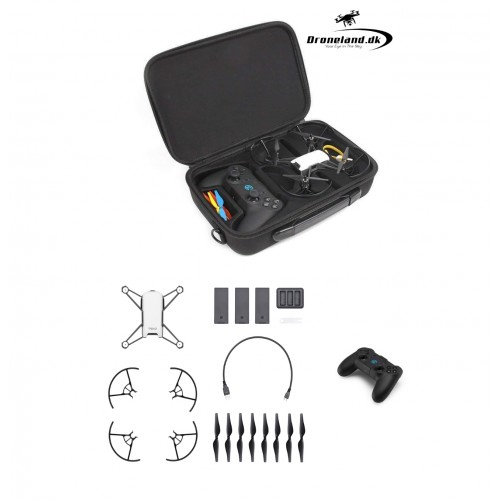 Tello bundle offer: DJI Ryze Tello Ultra Combo with drone, controller, storage bag and accessories