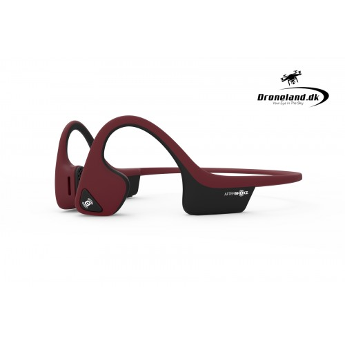 AfterShokz Trekz Air Hovedtelefoner Canyon Red - Rød