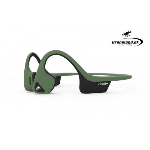 AfterShokz Trekz Air Hovedtelefoner Forest Green - Grøn