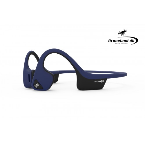 AfterShokz Trekz Air Hovedtelefoner Midnight Blue - Blå