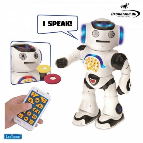 POWERMAN® robot til leg & læring (+4 år)