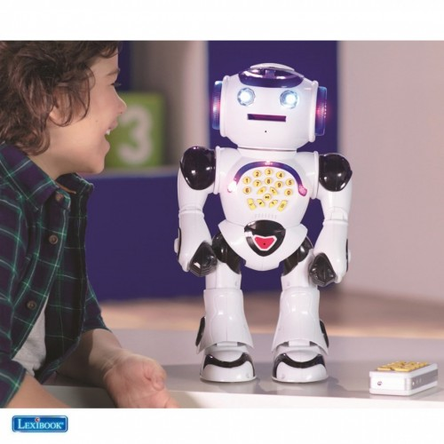 POWERMAN® educational robot for children