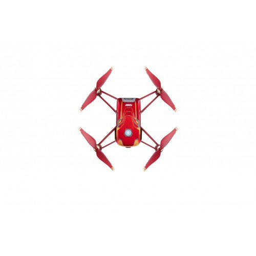 DJI Tello Iron Man Edition - mini drone with 5MP HD camera