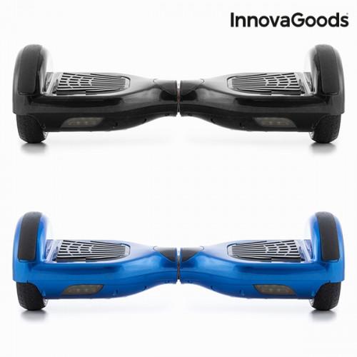 InnovaGoods Elektrisk Hoverboard & Segboard Sort