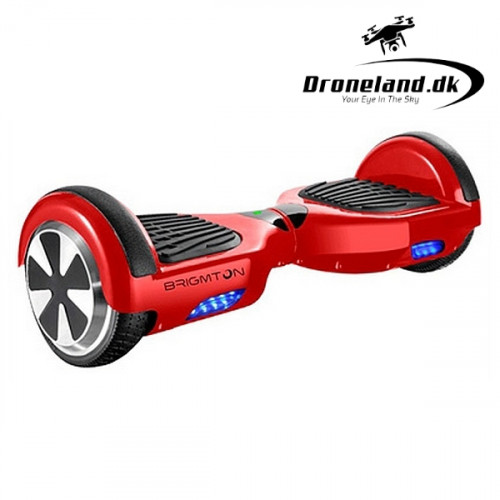 "Electric Scooter BRIGMTON BBOARD-62BT-R 4400 mAp BT 6,5"" Red"