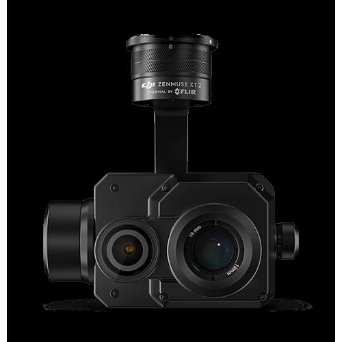 DJI Zenmuse XT2 termisk kamera med dobbeltkamera