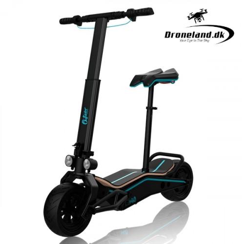 Cecotec OutSider DemiGod 800W Sort - El-løbehjul & Elektrisk scooter