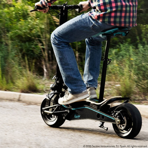 Electric Scooter Cecotec OutSider DemiGod 800W Black
