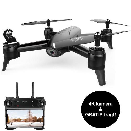 SG106 Deluxe drone med Full HD vidvinkel dual kamera, Follow-Me & gesture control