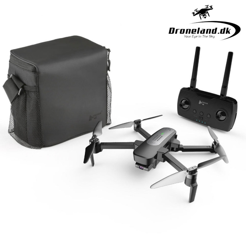 Hubsan H117S Zino GPS 5G WiFi 1KM FPV with 4K UHD Camera 3-Axis Gimbal RC Drone Quadcopter RTF - With Storage Bag Two Batteries