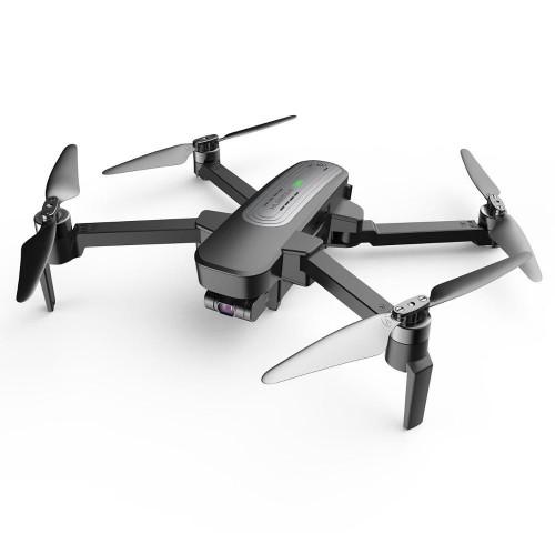Hubsan Zino drone med 4K kamera sort + Ekstra batteri + Transport taske