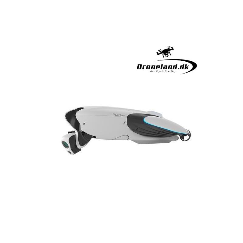 PowerVision PowerDolphin undervands-fiskeri og rednings-drone med 4K UHD kamera