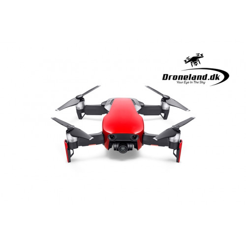 DJI Mavic Air (Flame Red) - Drone with 4K camera