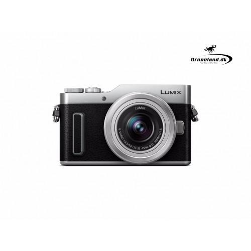 Panasonic Lumix GX880 + 12-32mm - System camera - Silver
