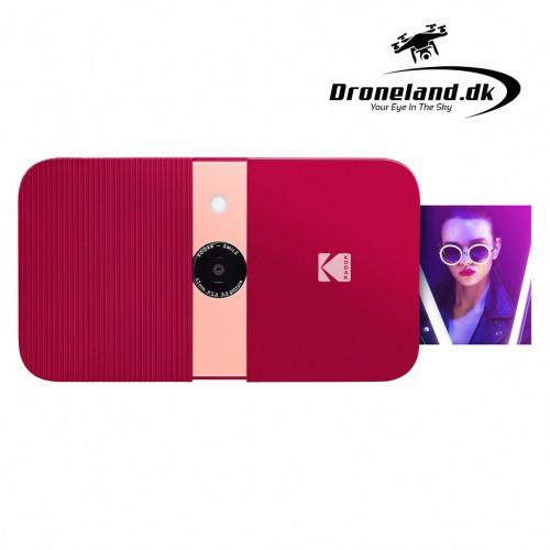 Kodak Smile Camera - Instant camera - Red