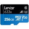Lexar 633X - 256GB - MicroSDHC/SDXC