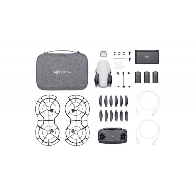 DJI Mavic Mini Combo Micro drone With 2,7K camera & extra ...