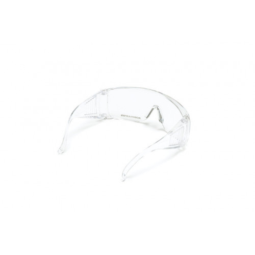Safety goggles for DJI RoboMaster S1 robot