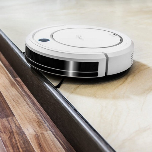 Robot Vacuum Cleaner Cecotec Conga 750 300 ml 70 dB White