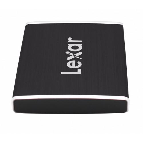 Lexar SSD SL100 PRO Portable R950/W900 -500 GB - Portabel SSD harddisk