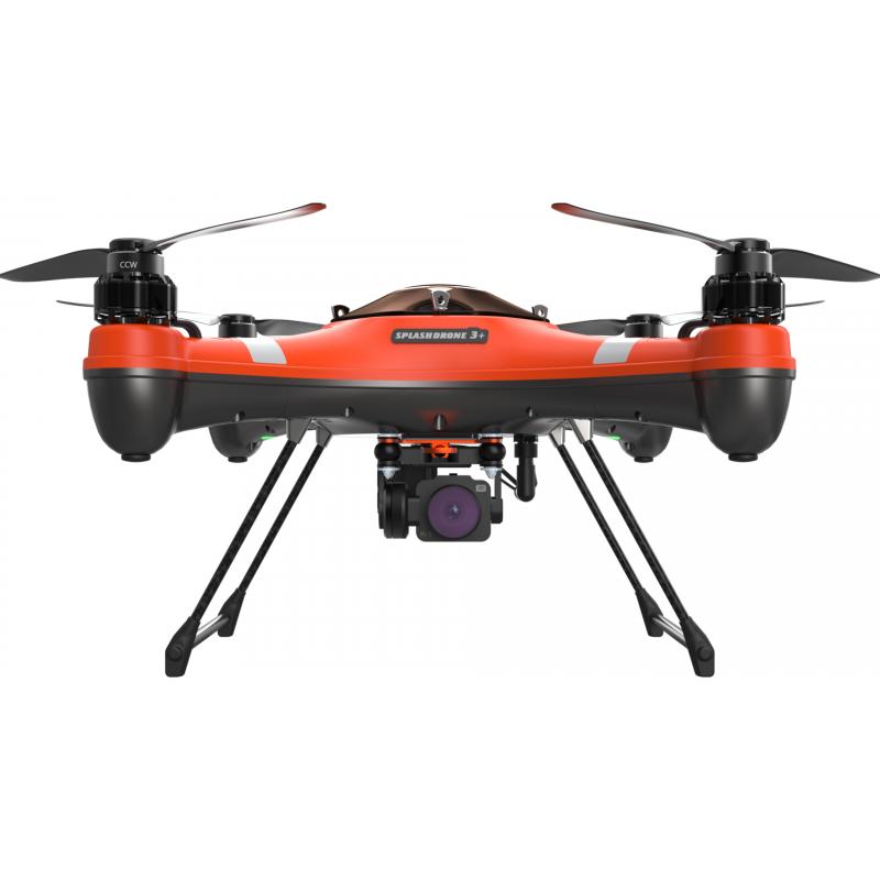 SplashDrone 3+ Plus – Vandtæt drone med 4K kamera