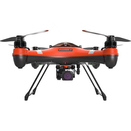 SplashDrone 3+ - Waterproof drone with 4K kamera