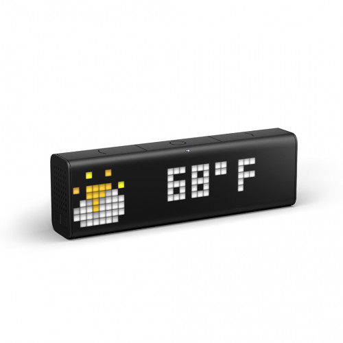 LaMetric Time -Smart instrumentpanel i realtid/ur/notifikationer. Stream din musik