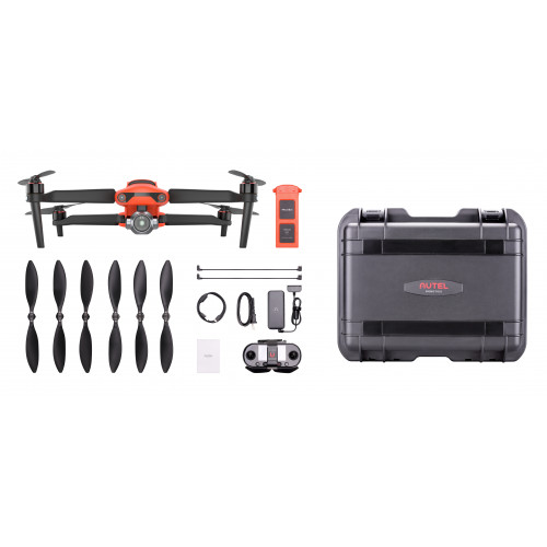 "Autel EVO II / EVO 2 Pro Rugged Bundle - Starter pack with Drone with full 1"" Sony sensor, 6K camera + Extra accessories"