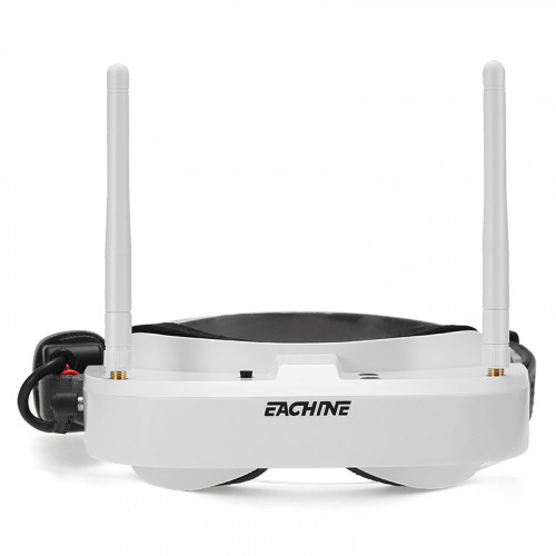 Eachine EV100 FPV briller 5.8G 72CH goggles med dual antenner
