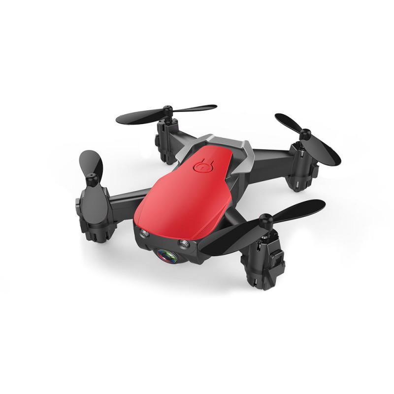 Eachine E61 – Indendørs FPV mikro drone med HD kamera – Rød – Begynder drone og øve drone