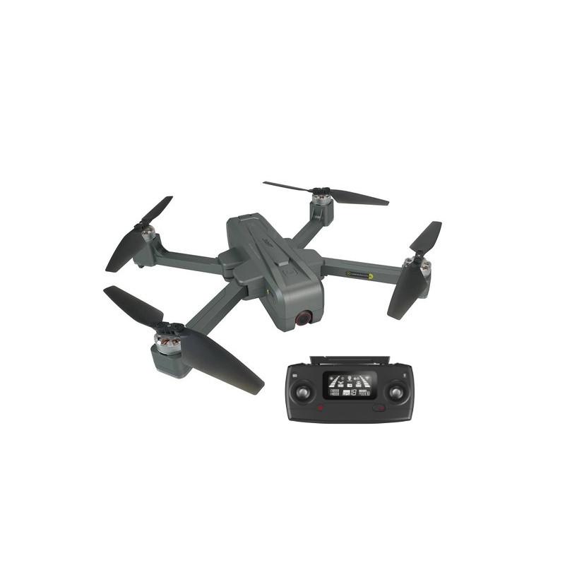JJRC X11P SCOUTER+ Plus 4K – GPS FPV drone med 4K kamera, 1,6 KM rækkevidde, Follow me, 20 min. flyvetid