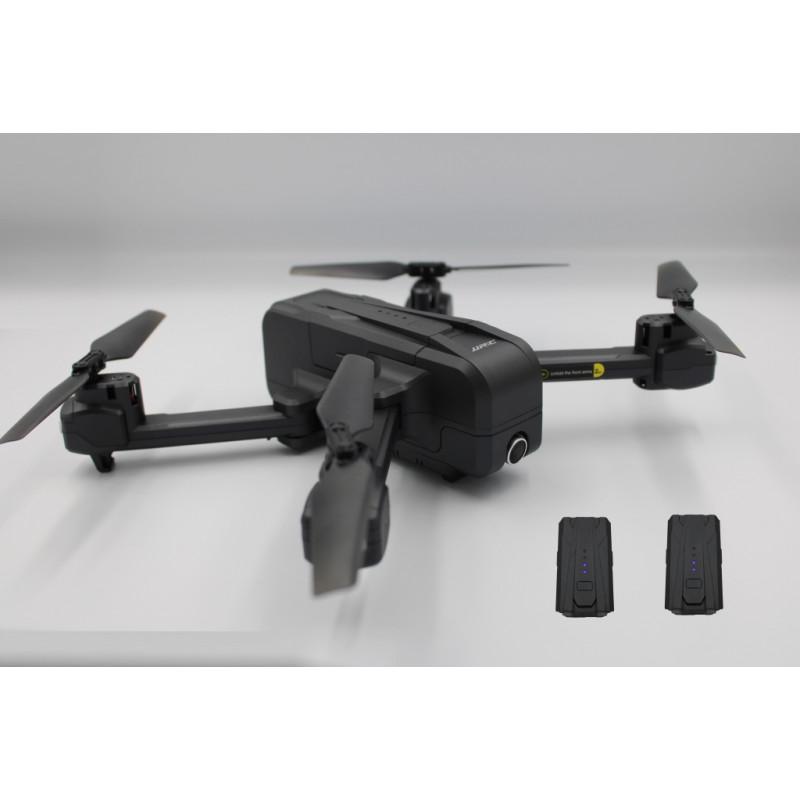 JJRC H73 Feahoot FPV – Foldbar GPS mini drone med 2K kamera og FPV + Ekstra batteri