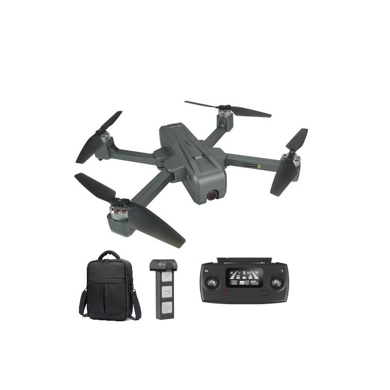 Startpakke med JJRC X11P SCOUTER+ Plus 4K – GPS FPV drone med 4K kamera + Opbevaringstaske